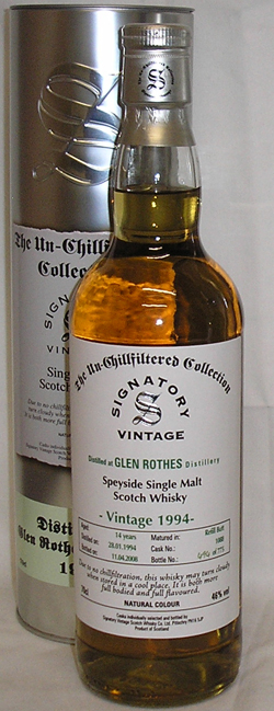 Signatory The Glenrothes 1994