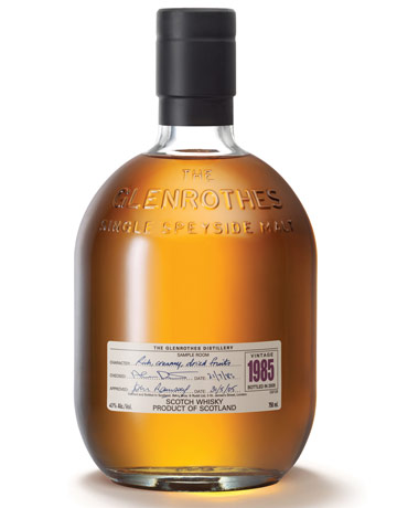 The Glenrothes 1985